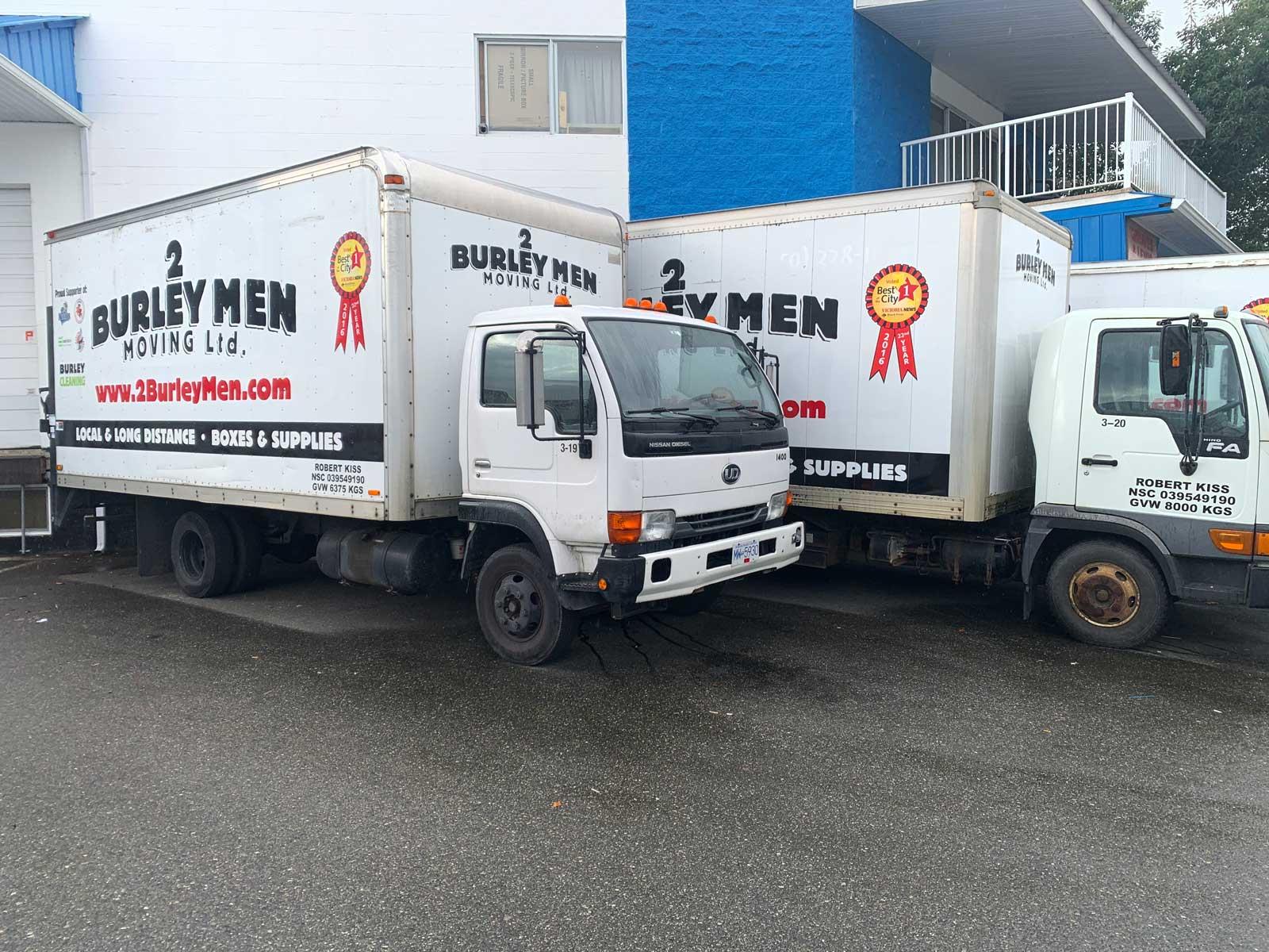 victoria moving company trucks
